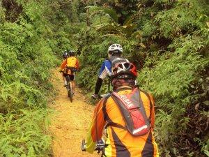 Menembus Hutan Lindung Rumbai 12 Nov 2012