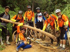 Hutan Lindung Rumbai 12 Nov 2012