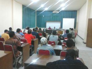 Suasana Technical Meeting 5 Dec 2014 (Foto by mas Rofi)